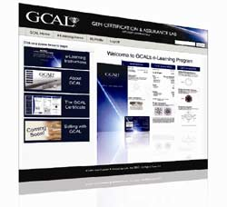 GCAL eLearning Website