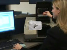 Screenshot of GCAL Lab Video Tour